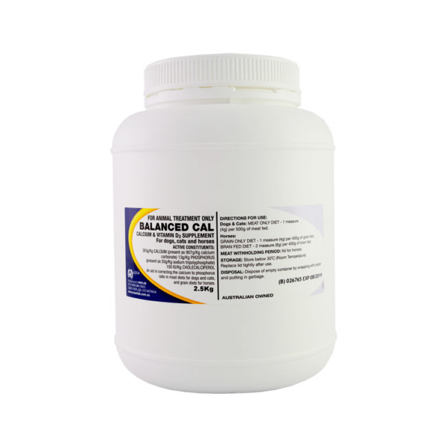 Balanced Calcium Powder 250g