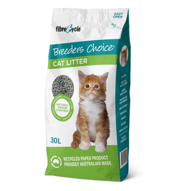 Breeder's Choice Cat Litter 5kg (15 Litres) 1