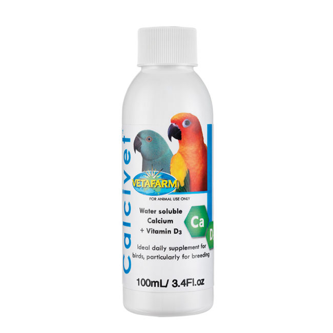 Calcivet Liquid Calcium Supplement 100ml