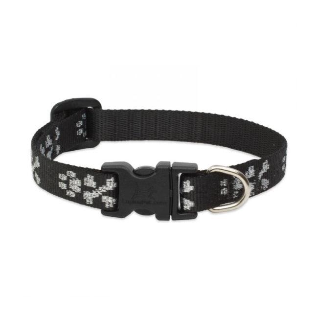 """Lupine Bling Bonz Small Dog Collar 10-16"""""""