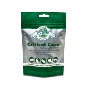 Critical Care for Herbivores Apple & Banana 141g