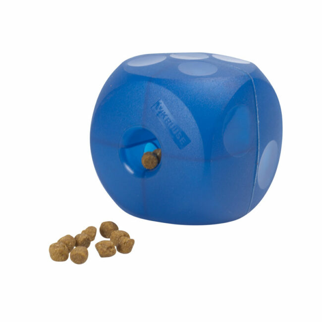 Buster Blue Soft Mini Cube for Dogs 1