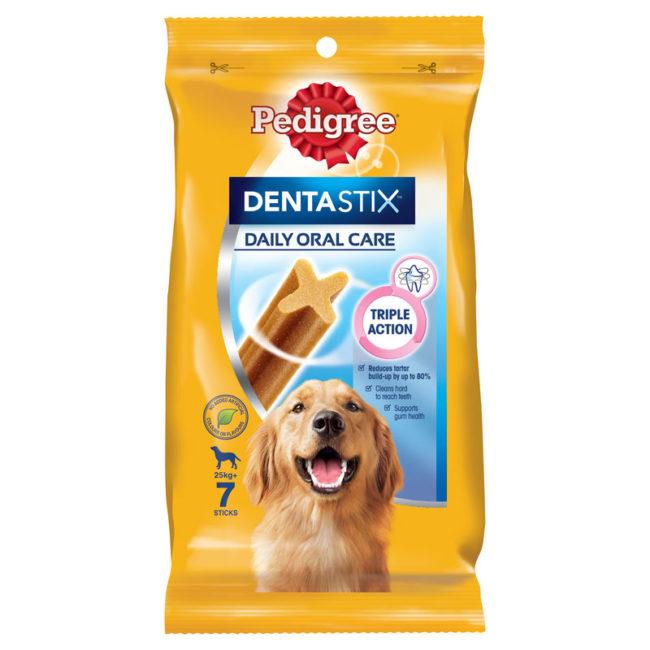 Pedigree DentaStix Dental Treats for Large Dogs - 7 Pack 1