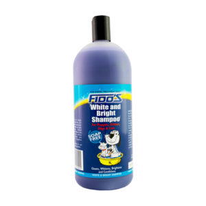 Fido's White and Bright Shampoo 1L