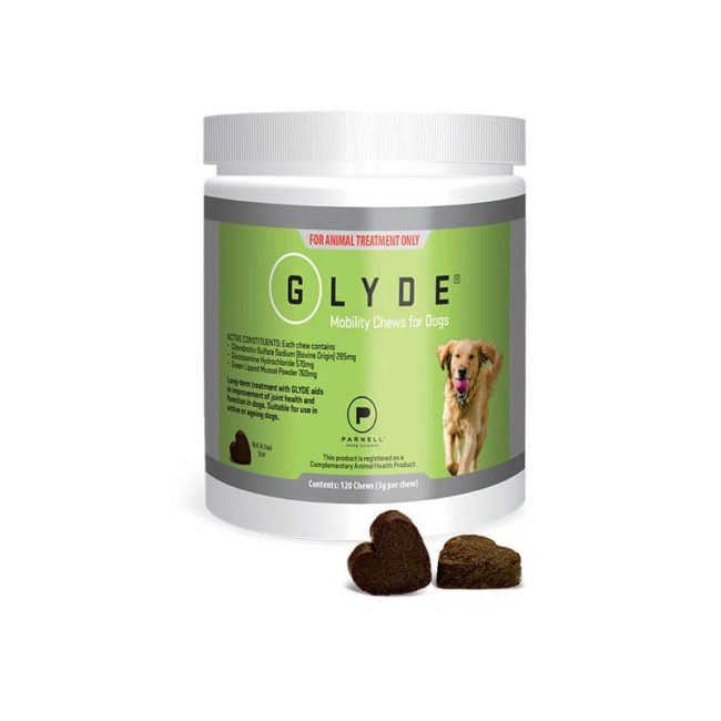 Glyde Mobility Chews for Dogs - 60 Chews 2