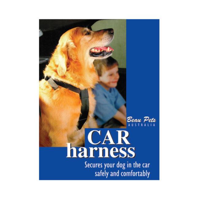 Beau Pets Dog Car Harness Small