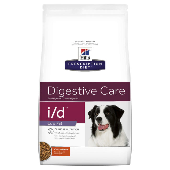 Hills Prescription Diet Canine i/d Digestive Care/GI Restore Low Fat 7.98kg 1