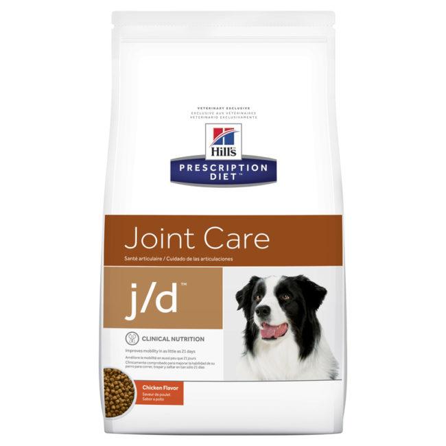 Hills Prescription Diet Canine j/d Joint Care 3.85kg 1