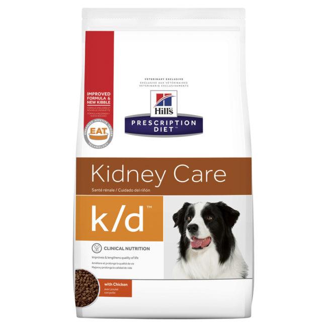 Hills Prescription Diet Canine k/d Kidney Care 3.85kg 1