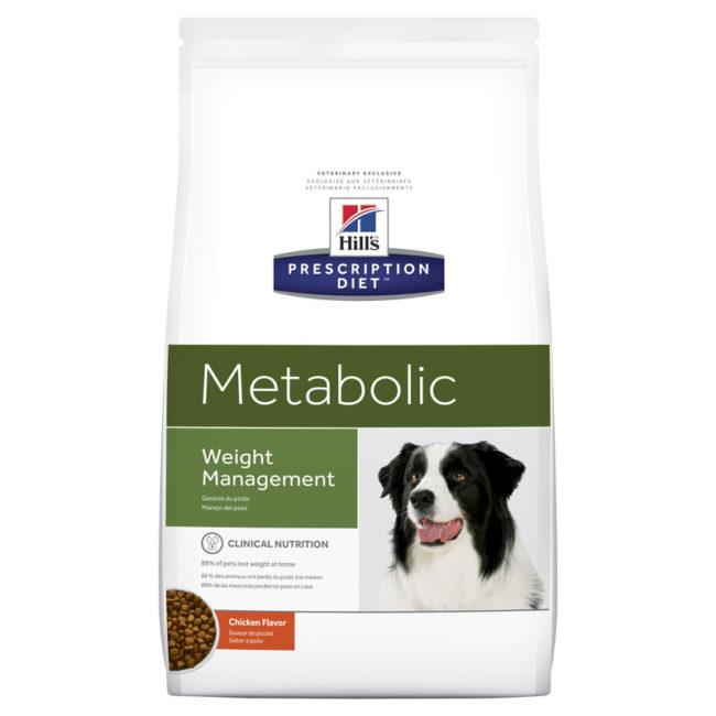 Hills Prescription Diet Canine Metabolic 12.4kg 1