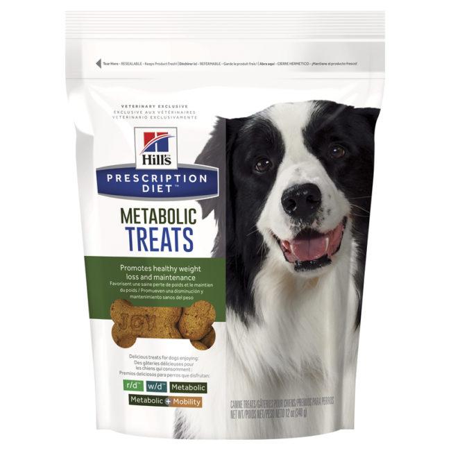Hills Prescription Diet Canine Metabolic Treats 340g 1