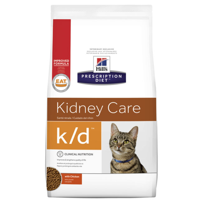 Hills Prescription Diet Feline k/d Kidney Care 3.85kg 1