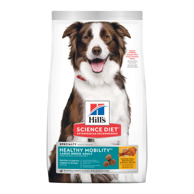 Hills Science Diet Adult Dog Healthy Mobility 12kg 1