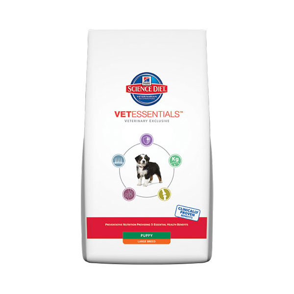 Hills Science Diet Vet Essentials Puppy Large Breed 12.75kg 1