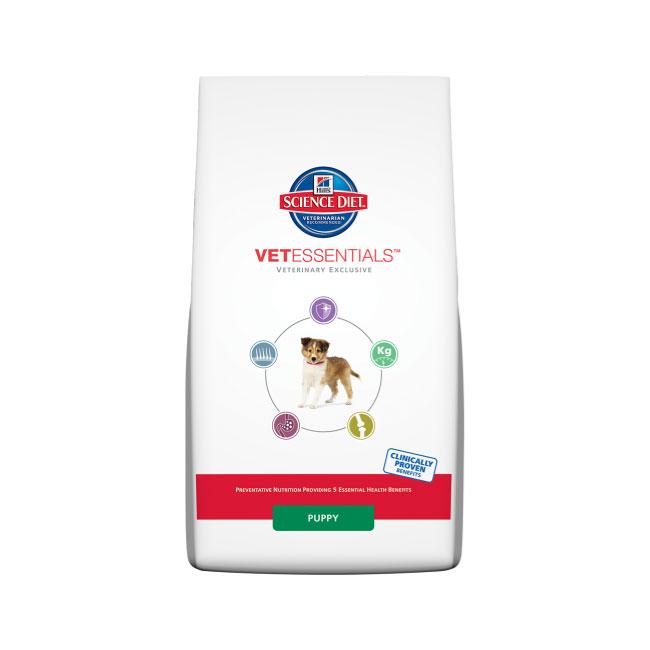 Hills Science Diet Vet Essentials Puppy 2.5kg 1