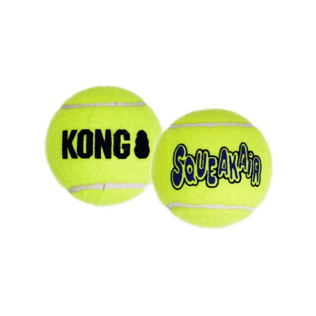 KONG SqueakAir Tennis Ball Medium 1