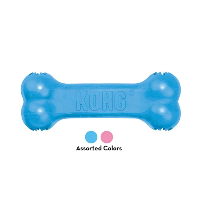 KONG Puppy Goodie Bone Toy Small 1
