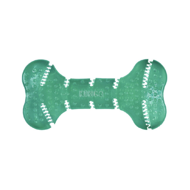 KONG Squeezz Dental Bone Medium 1