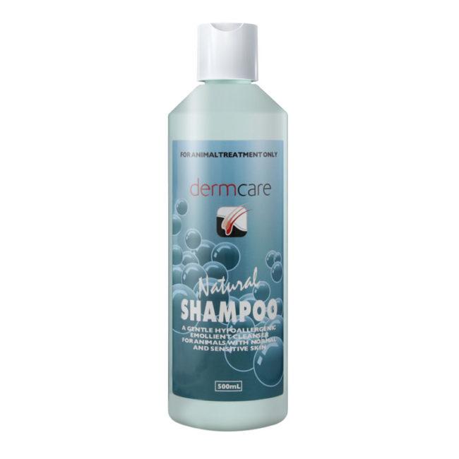 Dermcare Natural Shampoo 500ml 1