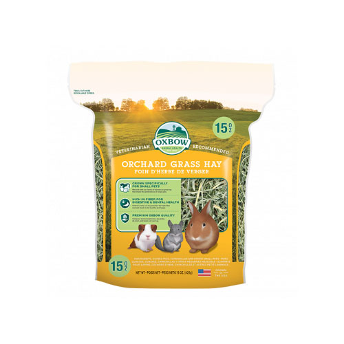 Oxbow Orchard Grass Hay 425g 1