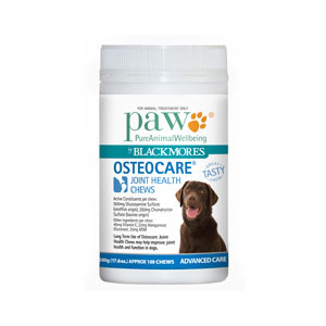 PAW Osteocare Joint Health Chews for Dogs 500g 1