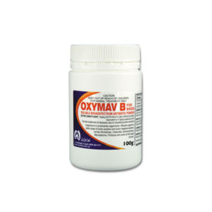 Oxymav B for Birds Antibiotic Powder 100g