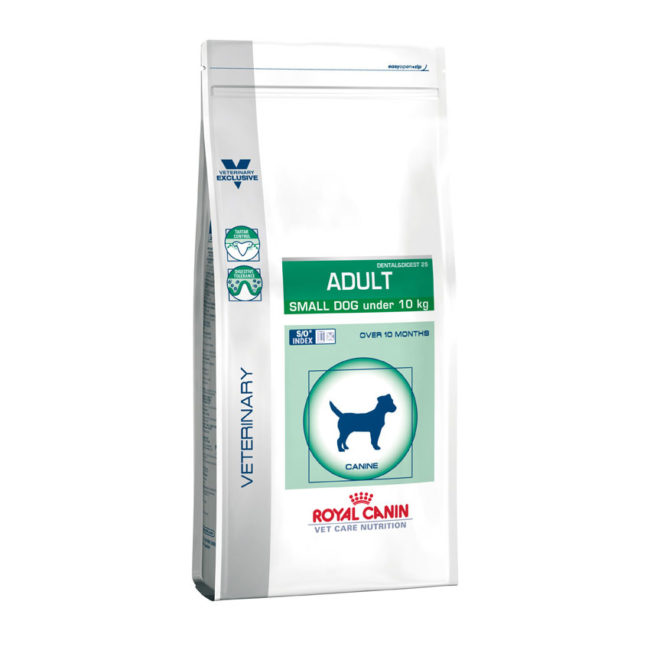 Royal Canin Vet Care Nutrition Adult Small Dog 4kg 1