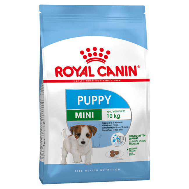 Royal Canin Puppy Food Mini Dry 8kg 1