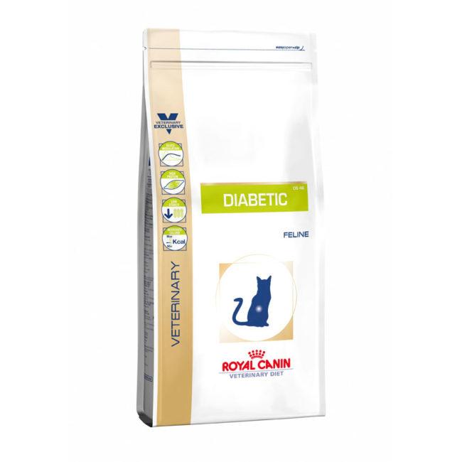 Royal Canin Vet Diet Feline Diabetic 3.5kg 1
