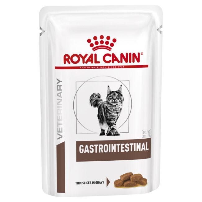 Royal Canin Gastrointestinal Feline 85g x 12 Pouches 1