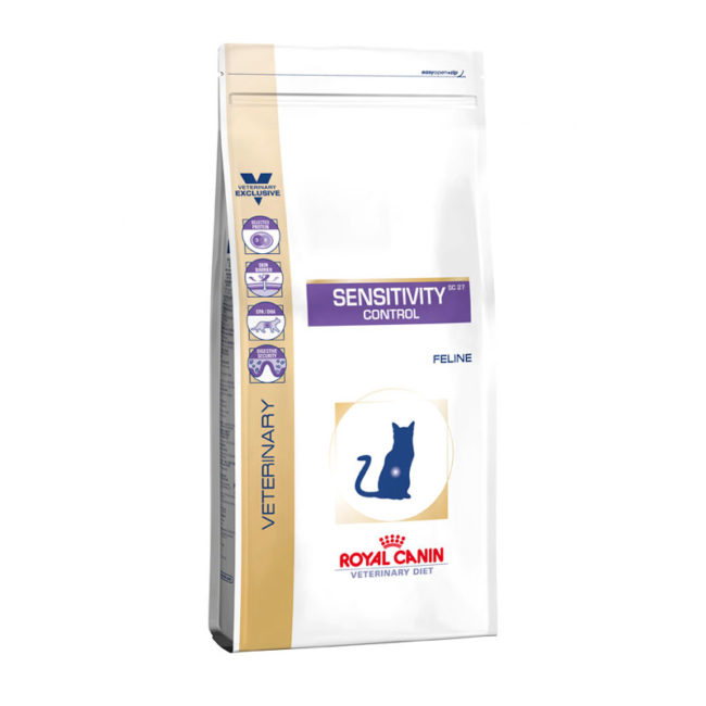 Royal Canin Vet Diet Feline Sensitivity Control 1.5kg 1