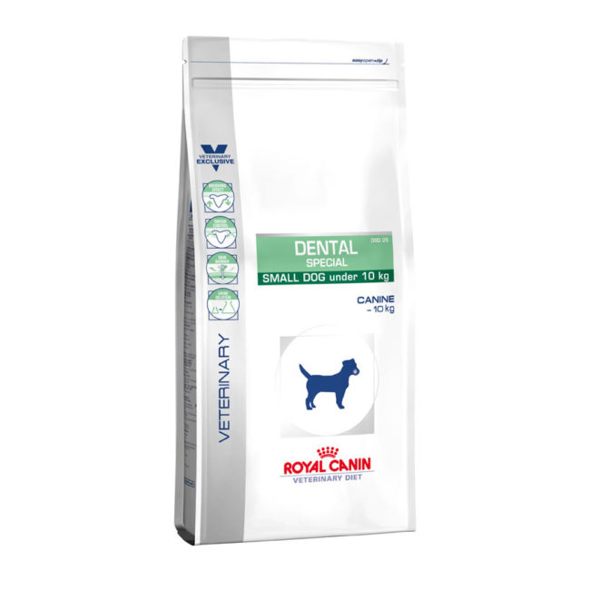 Royal Canin Vet Diet Canine Dental Special Small Dog 2kg 1