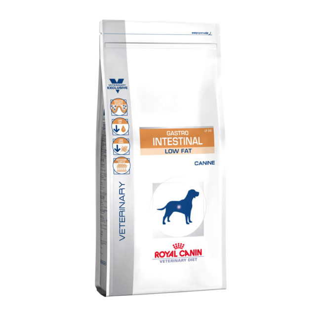 Royal Canin Vet Diet Canine Gastro Intestinal Low Fat 6kg 1
