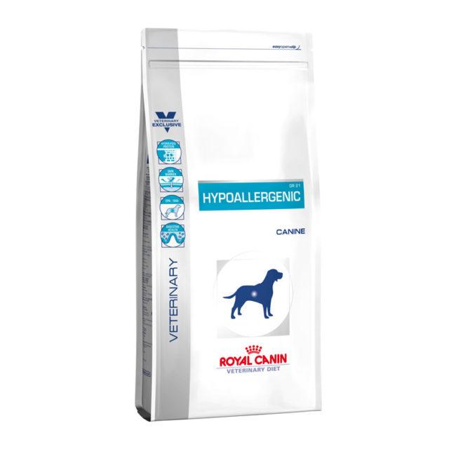 Royal Canin Vet Diet Canine Hypoallergenic 7kg 1