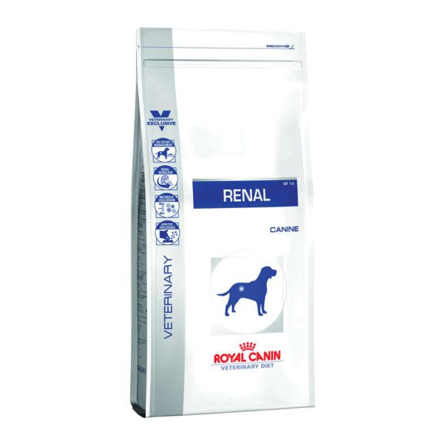 Royal Canin Vet Diet Canine Renal 2kg 1