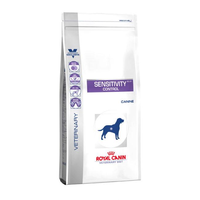 Royal Canin Vet Diet Canine Sensitivity Control 14kg 1