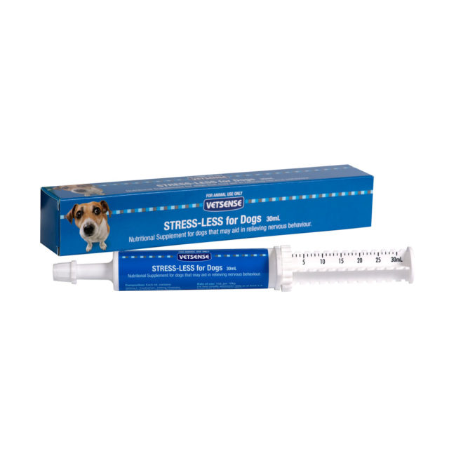 Stress-Less for Dogs 30ml 1