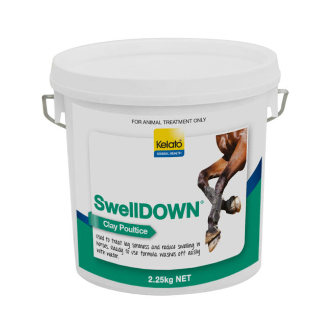 SwellDOWN Medicated Clay Poultice 2.25kg
