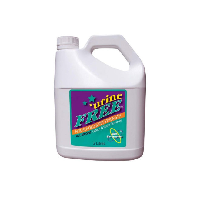 urineFREE All-In-One Odour & Stain Remover 2L