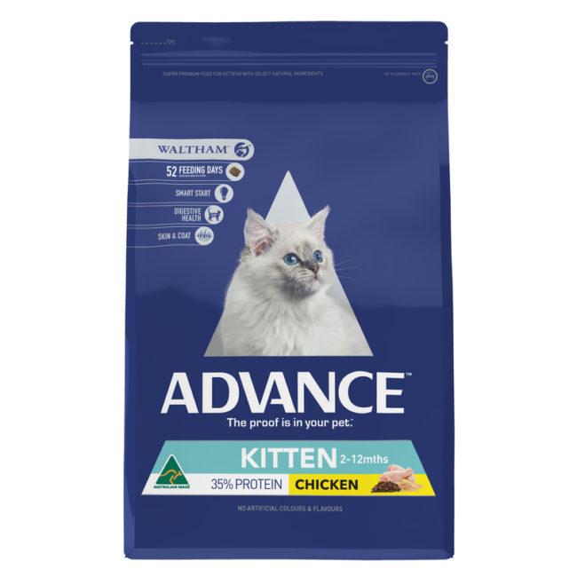 Advance Kitten PLUS Chicken 3kg 1