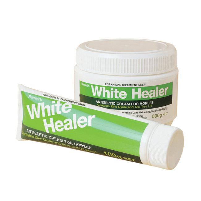 Ranvet White Healer Cream 100g