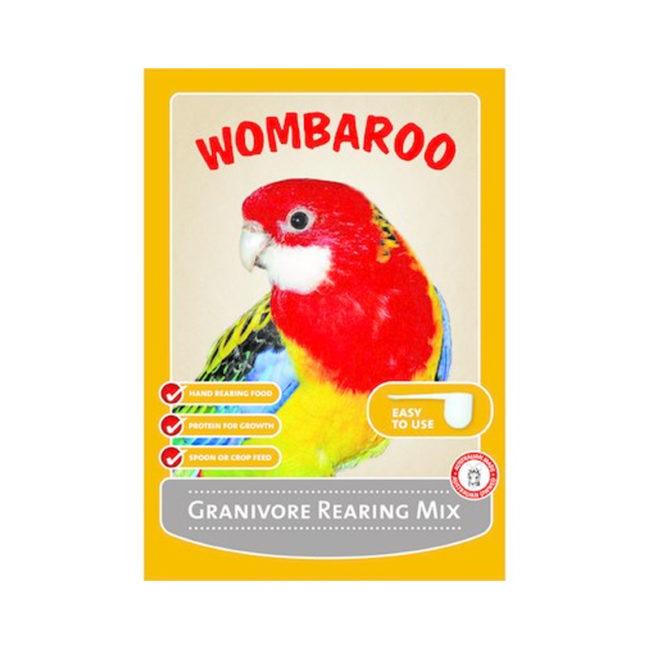 Wombaroo Granivore Rearing Mix 250g