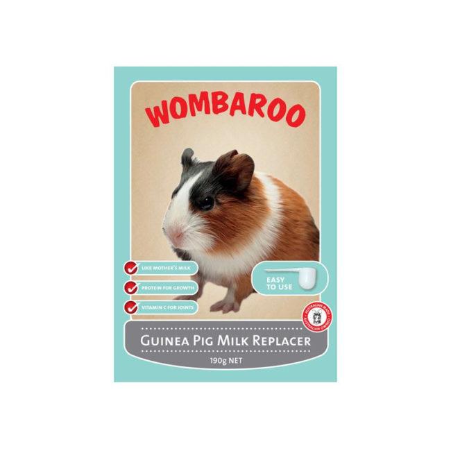 Wombaroo Guinea Pig Milk Replacer 190g