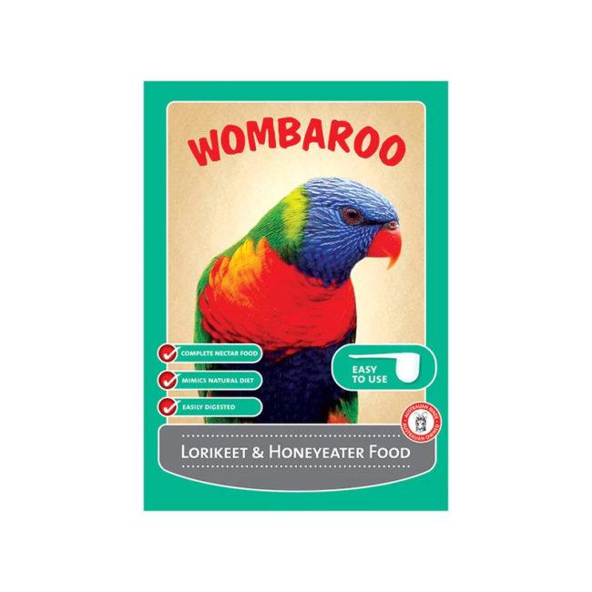 Wombaroo Complete Lorikeet 1kg